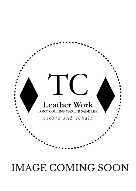 British Made English Leather reins by TC Leatherwork