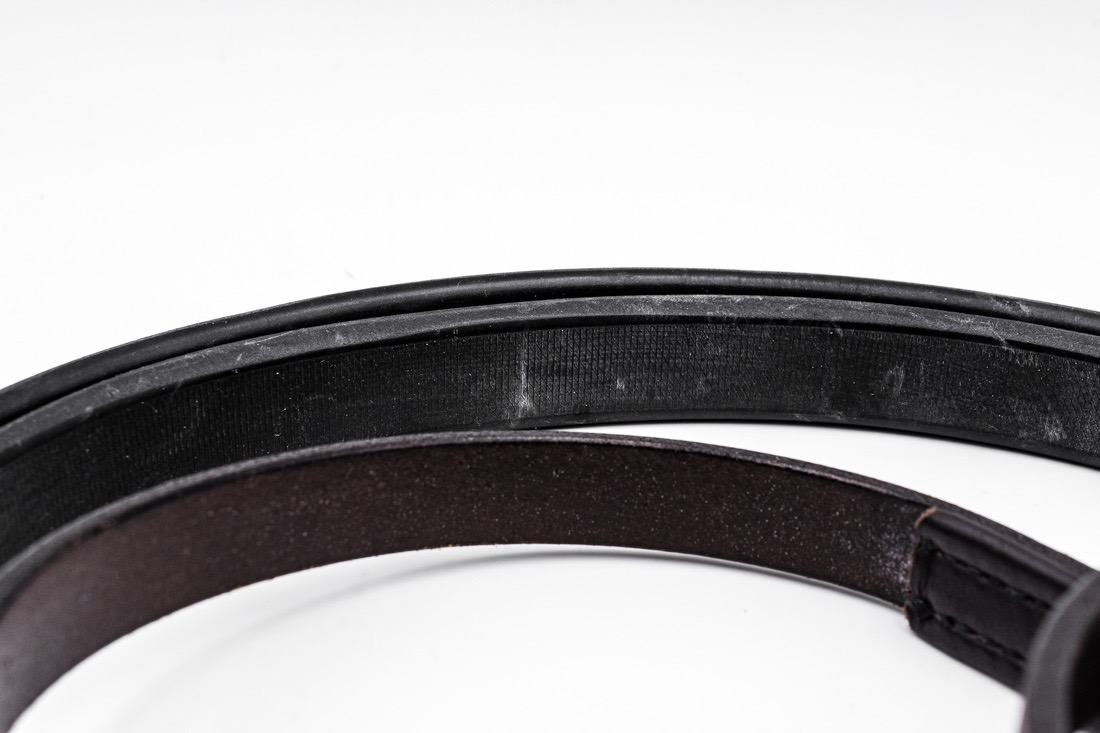 Eventa Grip rubber reins from TC Leatherwork