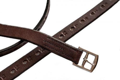 Durable Buffalo Stirrup leathers by TC Leatherwork