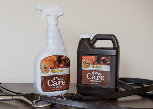 TC Leatherwork sells Fiebings 4 Way Care Leather Conditioner