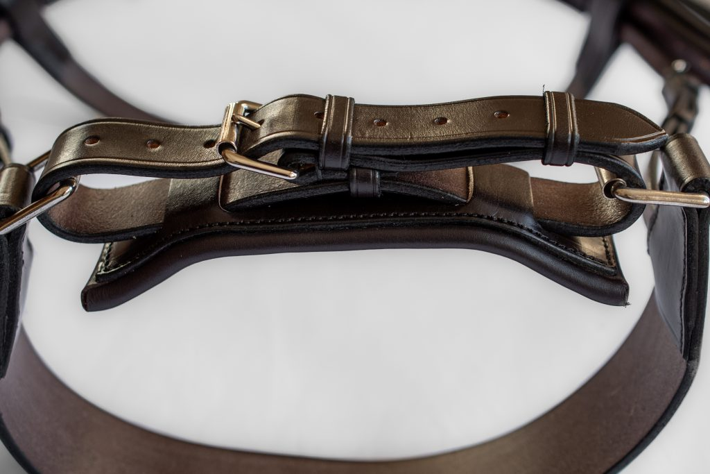Made to Measure Customer Special Double Bridle by TC Leatherwork