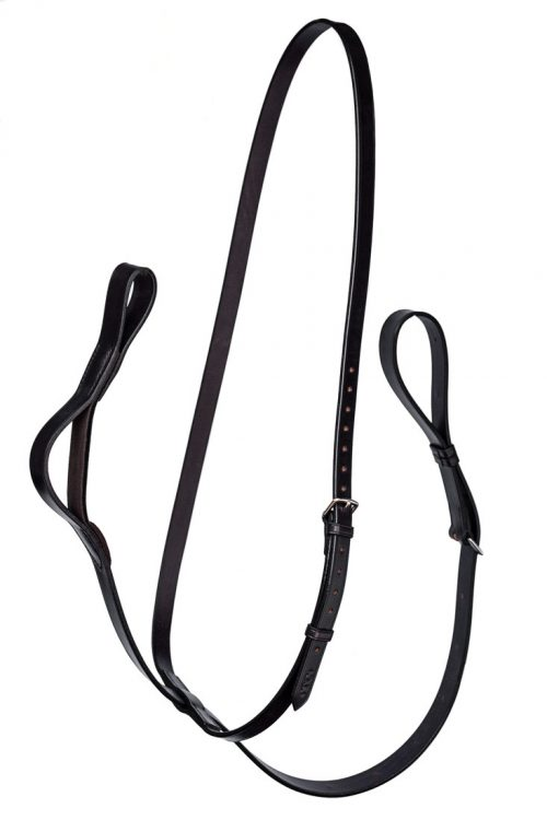 Standing Martingale by Somerset saddler TC Leatherwork