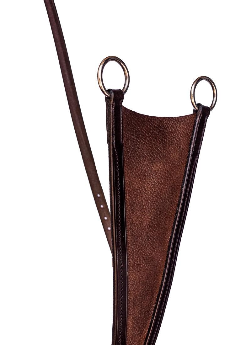 Bib Martingale by Somerset saddler TC Leatherwork